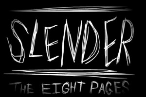 Slender the eight pages.